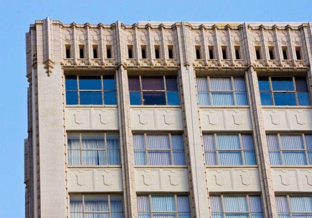 Renaissance Pere Marquette Hotel Building Envelope Restoration