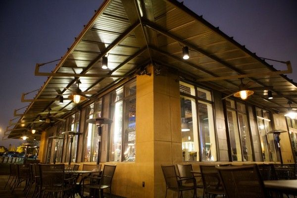 Ruffino's on the River Restaurant Renovation